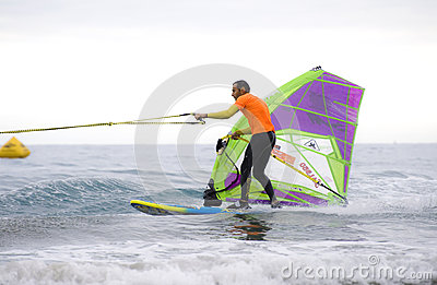 Wind Festival 2013 - Diano Marina Editorial Image
