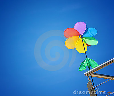 Wind Game Royalty Free Stock Photos - Image: 15253438