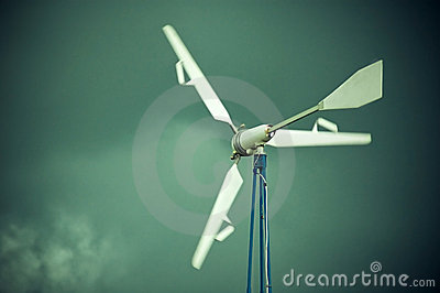 The wind generator