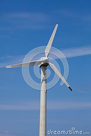Wind generator in Camariñas