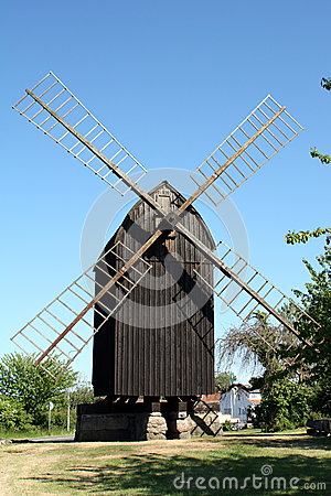 Free Wind Mill Stock Images - 25364684