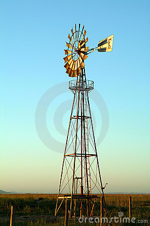 Free Wind Mill Stock Image - 290361