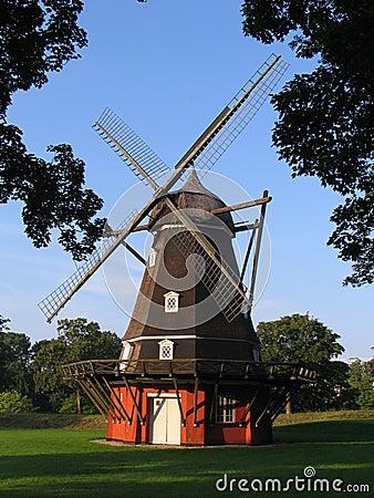 Wind mill in Danmark