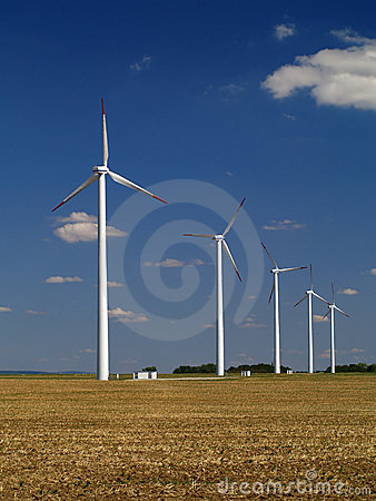 Free Wind Power Stock Photos - 3054133