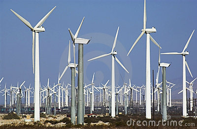 Wind Power - California - USA