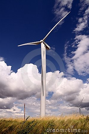 Wind-power installation
