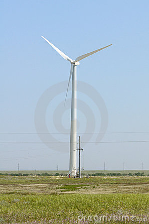 Free Wind Power Station Royalty Free Stock Image - 15648286
