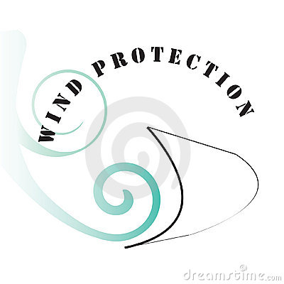 Wind Protection Symbol