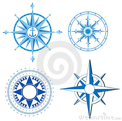 Free Wind Rose Stock Images - 4970404