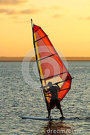 Free Wind Surfer Stock Photo - 2288370