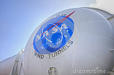 Wind Tunnels at NASA Ames Research Center Editorial Image