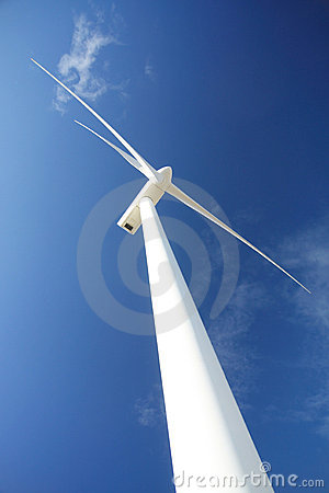 Wind Turbine Royalty Free Stock Photos - Image: 14227938