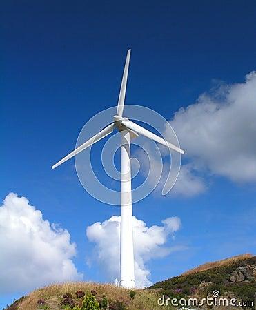 Free Wind Turbine Stock Photo - 198760