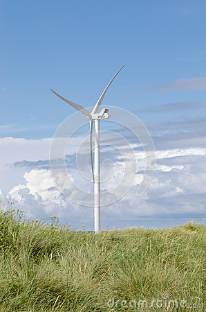 Wind turbine Editorial Photo