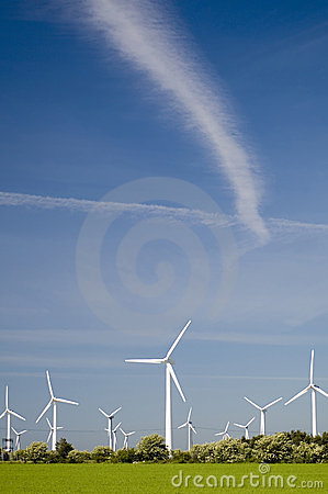 Free Wind Turbine Stock Photos - 861153