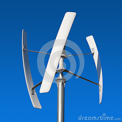 Wind turbine ecological energy source