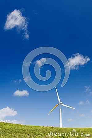 Wind turbine, green power, electricity generator