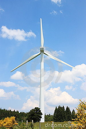 Wind Turbine Summer