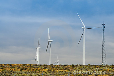 Wind Turbines Alternative Energy