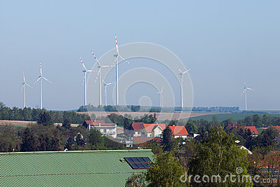 Wind Turbines Austria