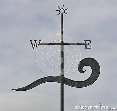 Free Wind Vane Royalty Free Stock Photos - 37630518