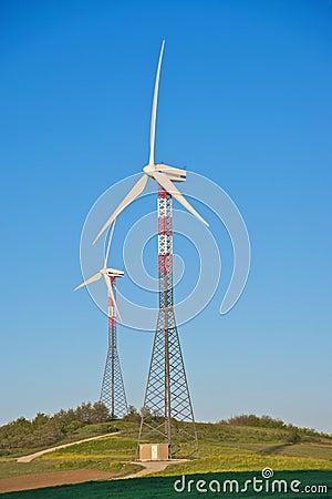 Windfarm detail