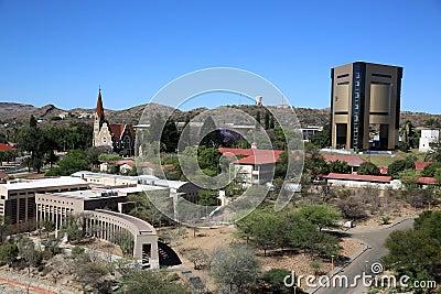 Windhoek Editorial Photo
