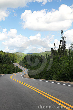 Free Winding Road Stock Images - 20535604