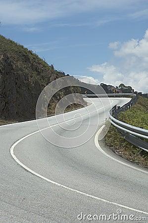 Free Winding Road Stock Image - 920901