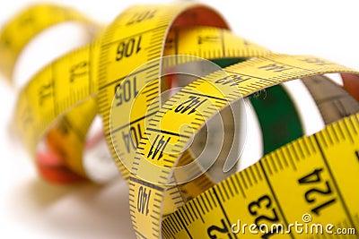 Winding Tape Measure