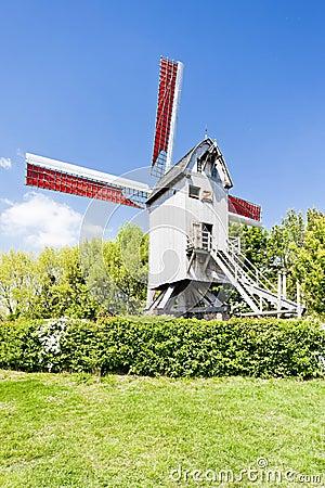 Windmühle von Terdeghem