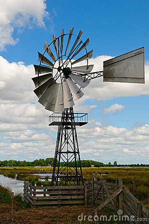 Free Windmill Stock Photography - 15327862