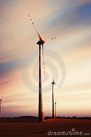 Windmill Stock Photo - Image: 15431230
