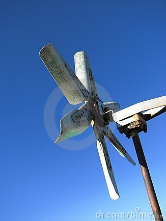 Free Windmill Royalty Free Stock Photography - 1981637