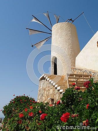 Free Windmill Royalty Free Stock Image - 3009166