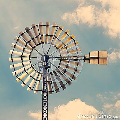 Free Windmill Stock Image - 31950491