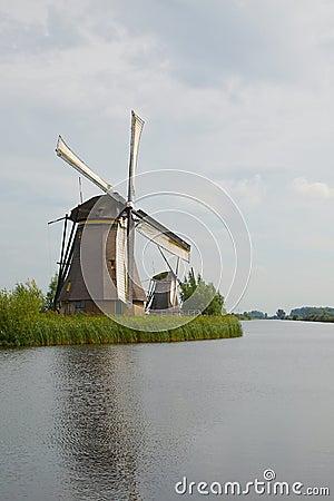 Free Windmill Royalty Free Stock Photos - 60333238