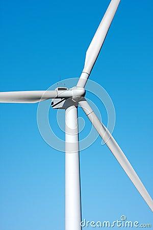 Windmill Alternative Energy Stock Photo