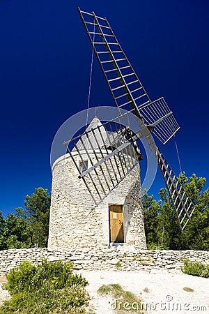 Windmill, Boulbon