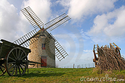 Windmill of Cherrueix