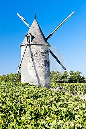 Windmill, France