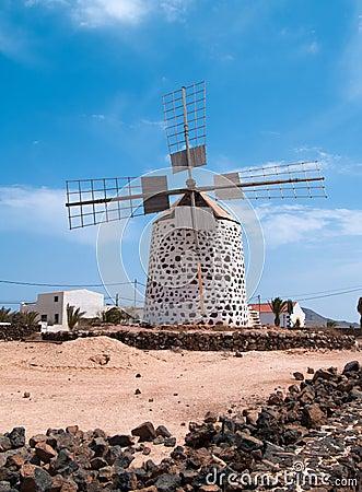 Windmill, Fuerteventura