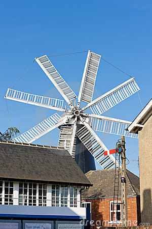 Windmill in Heckington