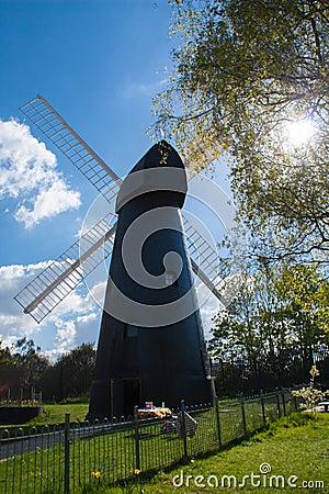 Free Windmill In London Stock Image - 40052941