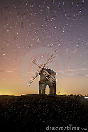 Windmill landmark