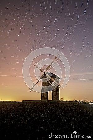 Windmill landmark