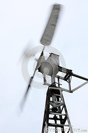Windmill in Motion