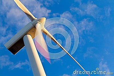 Windmill power generator