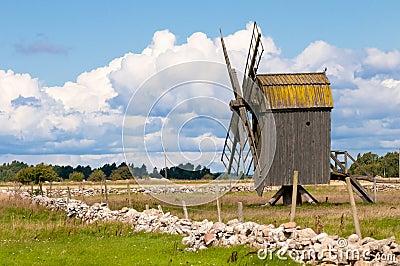 Windmill, Sweden