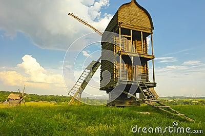 Windmill in Ukraine
